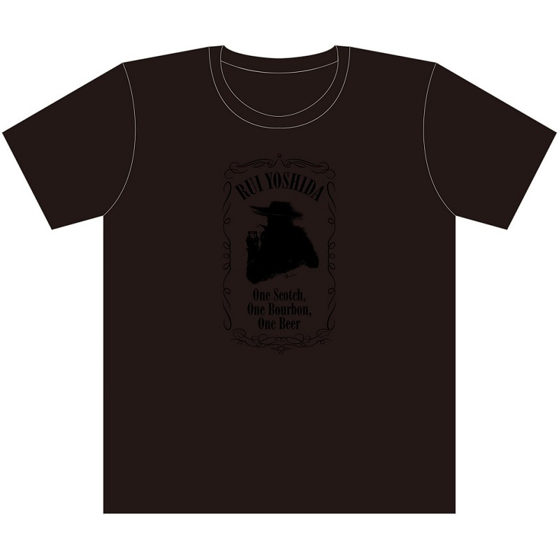 酒場放浪記 吉田類 オリジナル Tシャツ 2016 CDセット