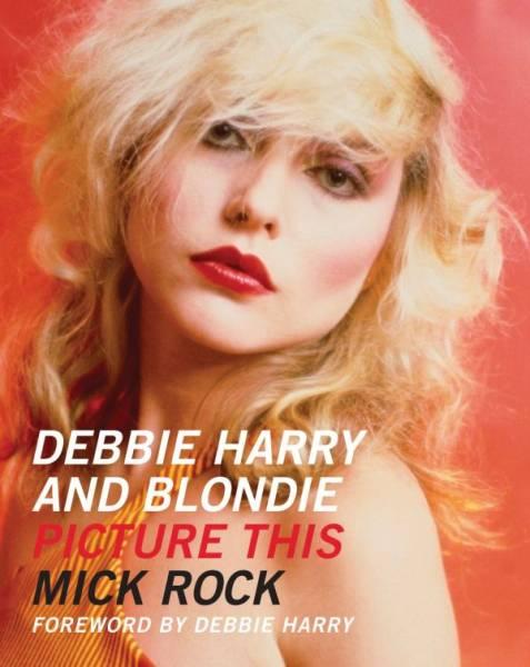 ◆即決 希少 洋書◆ 【Debbie Harry and Blondie】 ブロンディー デボラ・ハリー 【豪華写真集】
