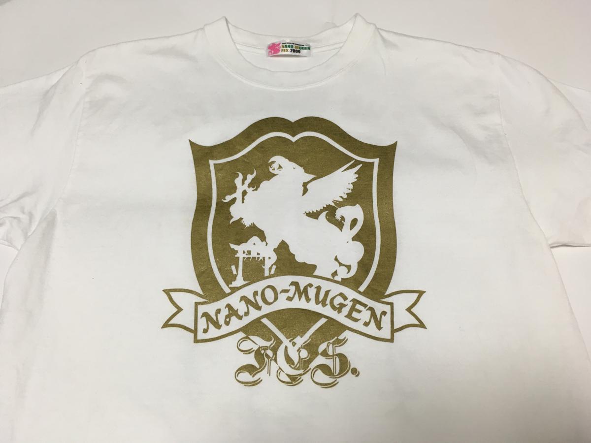 【送料無料!】ナノムゲン Tシャツ アジカン NANO-MUGEN アジアンカンフージェネレーション ASIAN KUNG-FU GENERATION Mサイズ