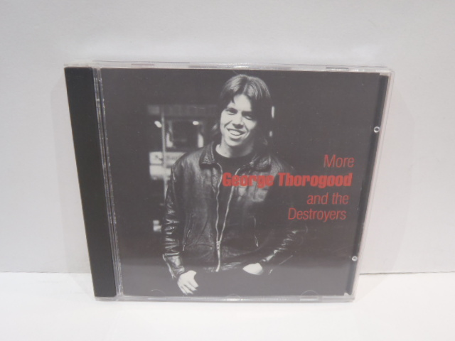 USA盤 More George Thorogood An...