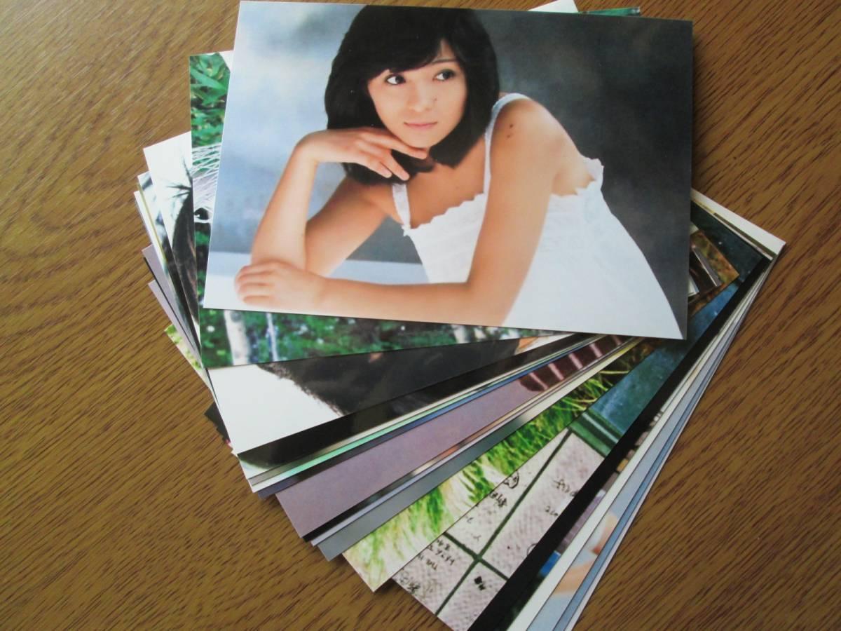 ≪太田裕美≫ まとめ売り L判サイズ写真 【19枚セット】