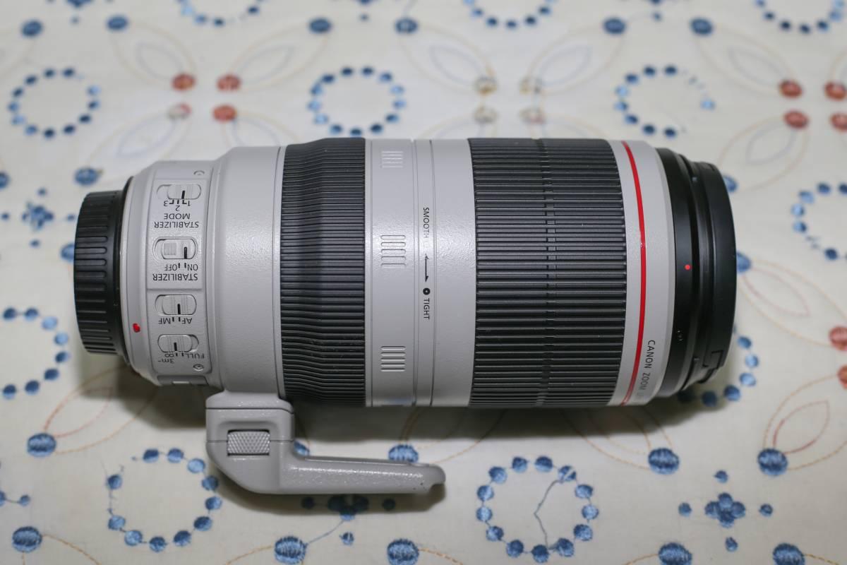 ☆★☆キャノン レンズ EF100-400mm F4.5-5.6L IS II USM 2017年5月購入☆★☆