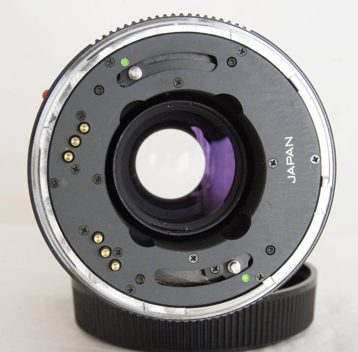 ★ブロニカBRONICA ETRS用 ZENZANON MC 250mm F5.6 フード付き_画像6