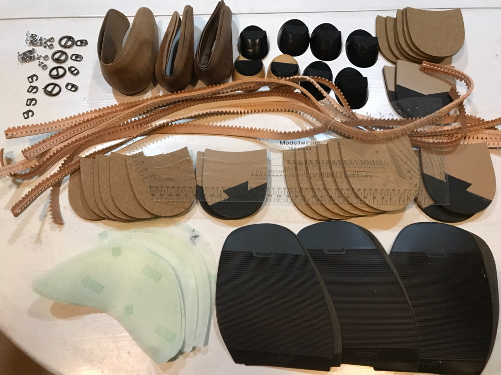 靴職人 靴 材料 パーツ 道具 新品 ウェルト 靴底 ヒール
