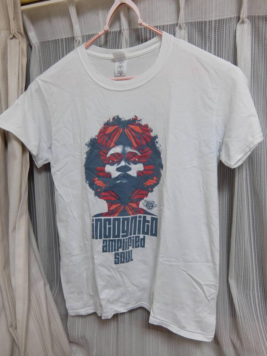 Incognito インコグニート ツアーTシャツ