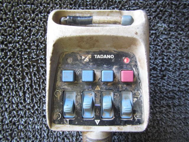 # 71027-9-60 ★ タダノ クレーン ラジコン 送信機 RCS-MM? B周波_画像3