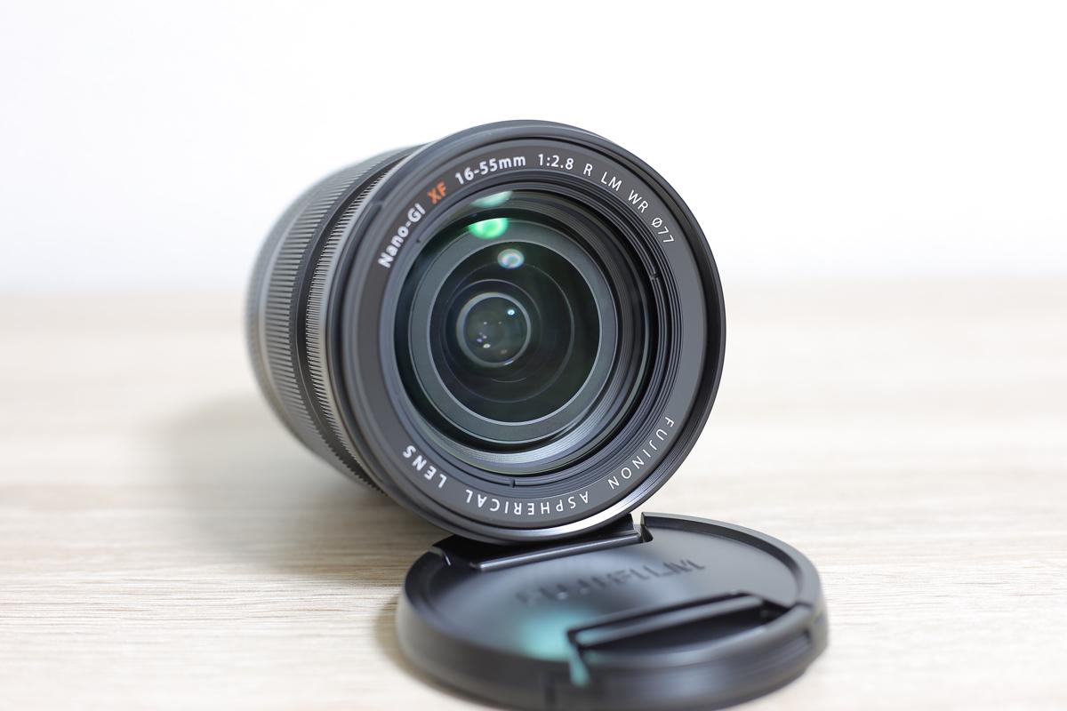 【美品】FUJIFILM 富士フイルム XF16-55mm f2.8