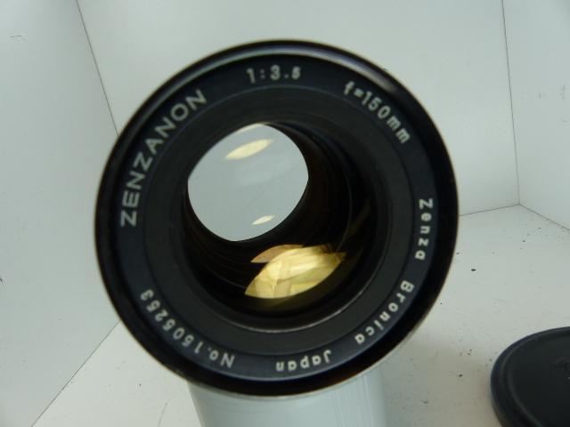 ブロニカEC S2用大口径 150㎜F3.5_画像2