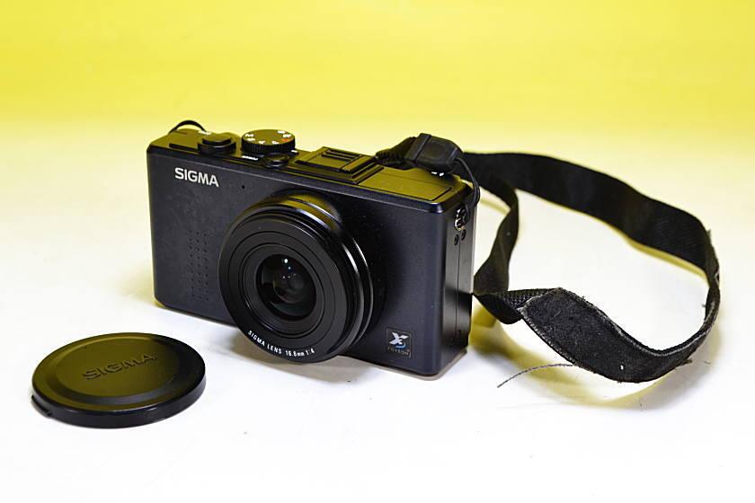 【ジャンク】SIGMA シグマ DP1s デジタルカメラ 動作品 G356