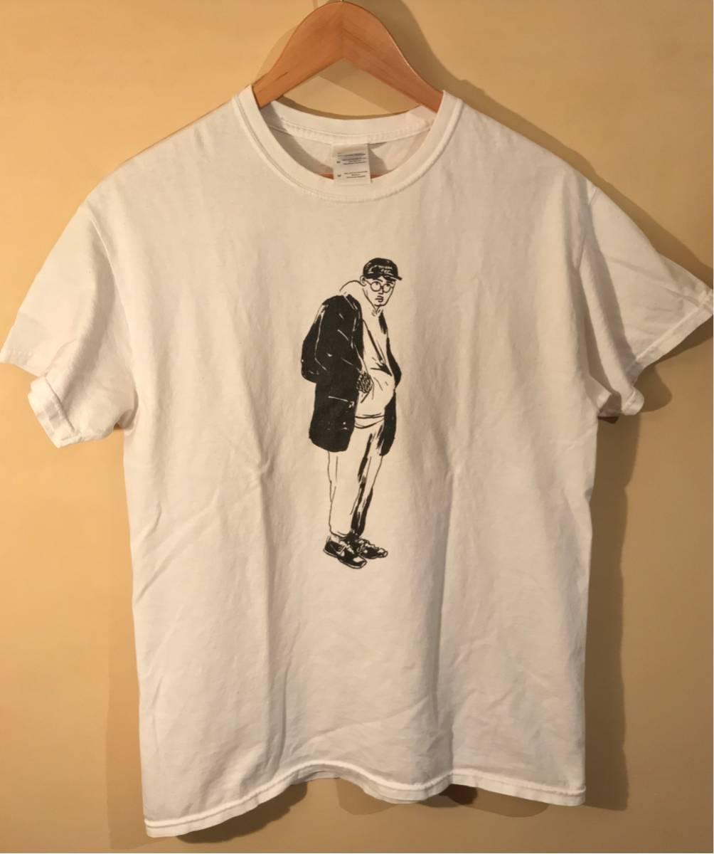 どついたるねん 浜 Tシャツ 銀杏BOYZ cero