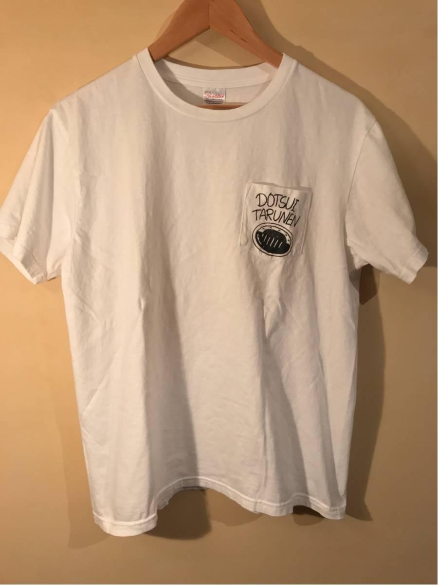 どついたるねん 陽気なカツカレー ポケットTシャツ L 銀杏BOYZ cero