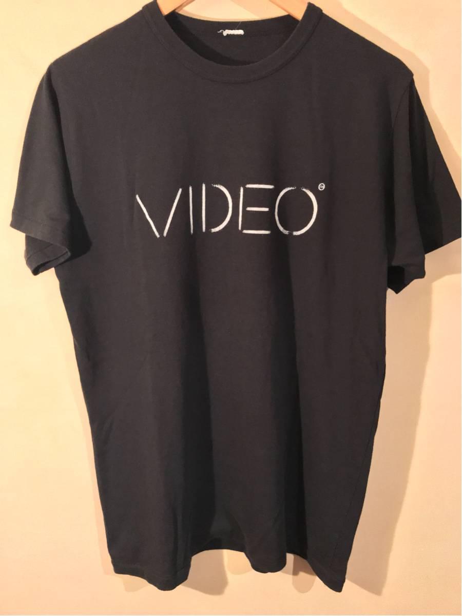星野源 VIDEO Tシャツ SAKEROCK カクバリズム