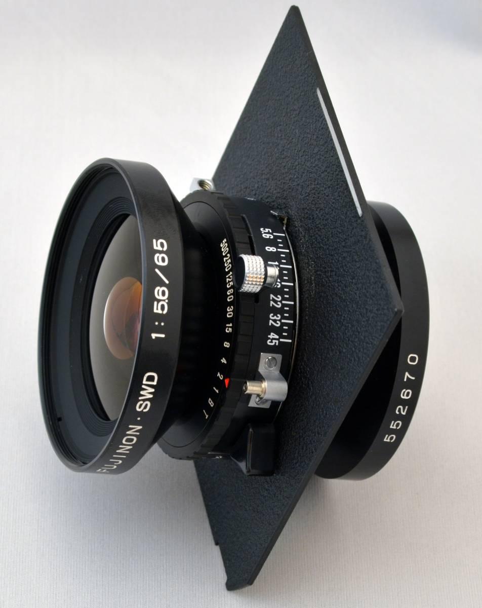フジ大判用 FUJINON.SWD 65mm F5,6