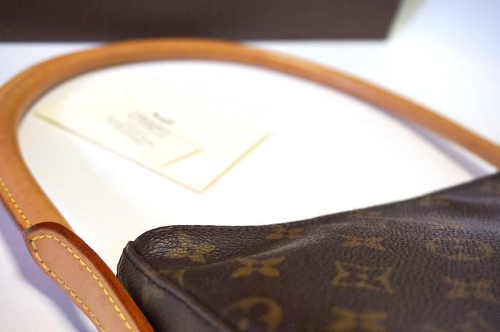 【極美品】 ルイヴィトン モノグラム ルーピングMM ショルダーバッグ 鞄 M51146 1円~ 定番 _画像7