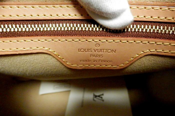 【極美品】 ルイヴィトン モノグラム ルーピングMM ショルダーバッグ 鞄 M51146 1円~ 定番 _画像9