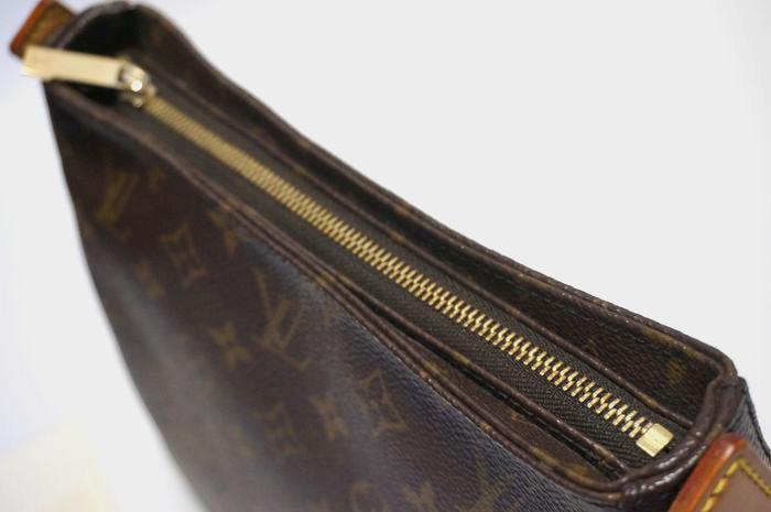 【極美品】 ルイヴィトン モノグラム ルーピングMM ショルダーバッグ 鞄 M51146 1円~ 定番 _画像6