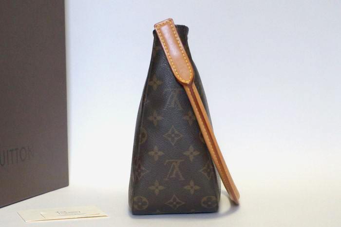 【極美品】 ルイヴィトン モノグラム ルーピングMM ショルダーバッグ 鞄 M51146 1円~ 定番 _画像4
