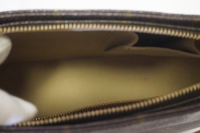 【極美品】 ルイヴィトン モノグラム ルーピングMM ショルダーバッグ 鞄 M51146 1円~ 定番 _画像8