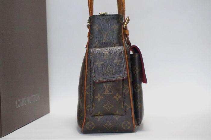 【本物】ルイヴィトン モノグラム ミュルティプリ ショルダーバッグ トートバッグ A4 鞄 M51162 _画像4