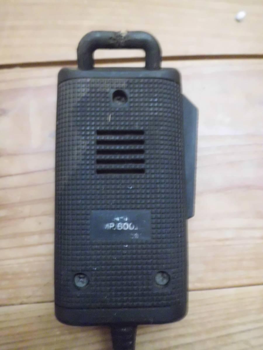 クラリオン 極超短波簡易無線電話装置 JC-105T型 アマチュア無線機 マイク付き 昭和56年製 CSITK 150・5F3-1-4 動作未確認_画像3