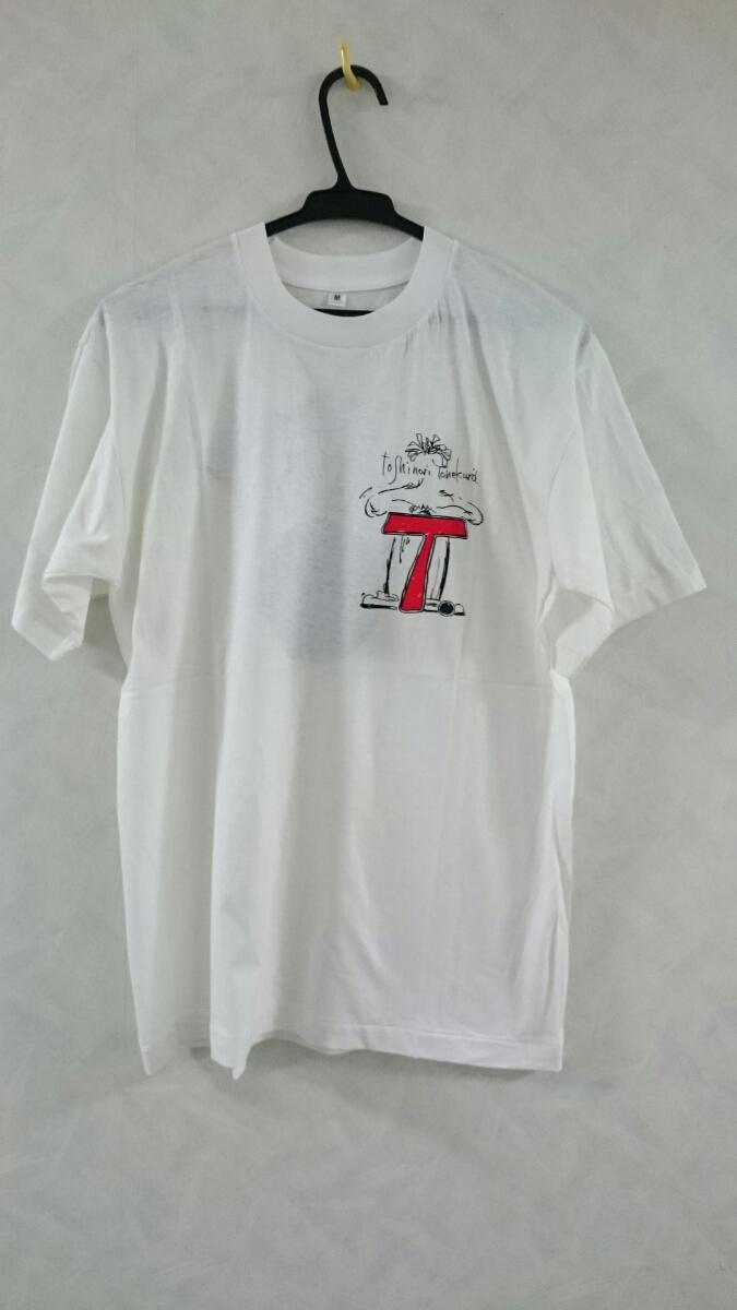 未使用品 米倉利紀 Tシャツ サイズM oh!