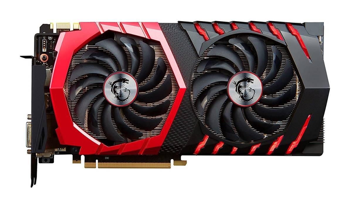 MSI GeForce GTX 1080 GAMING X 8G 『Twin Frozr VI/OCモデル』 VD6060_画像4