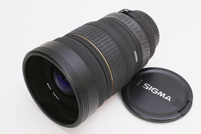 Sigma シグマ 15-30mm F3.5-4.5 EX DG ASPHERICAL 広角レンズ 動作絶好調 キヤノン用!