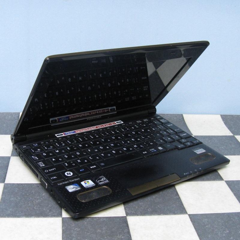 東芝 10.1インチ N300/02DC BIOS OK ジャンクで_画像3