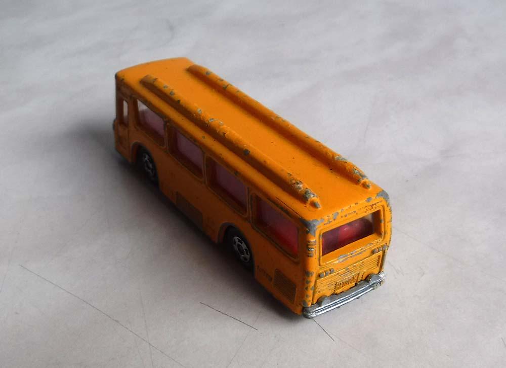 tomicaFUSO HATO BUSトミカ日本製バス自動車ミニカー昭和レトロ玩具ジャンク中古ですがいい感じです。_画像5
