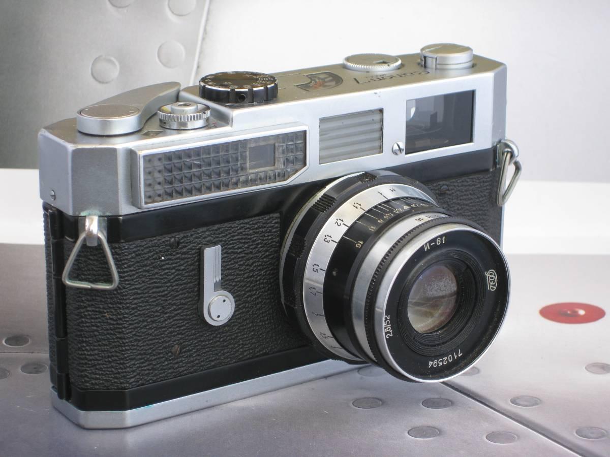 キャノン7 レンジファインダーカメラ