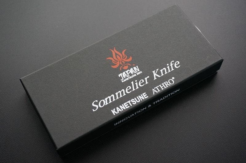ATHRO アスロ ソムリエナイフ ワインオープナー SK-3 黒檀 新品 レターパックプラス可 0924_画像10