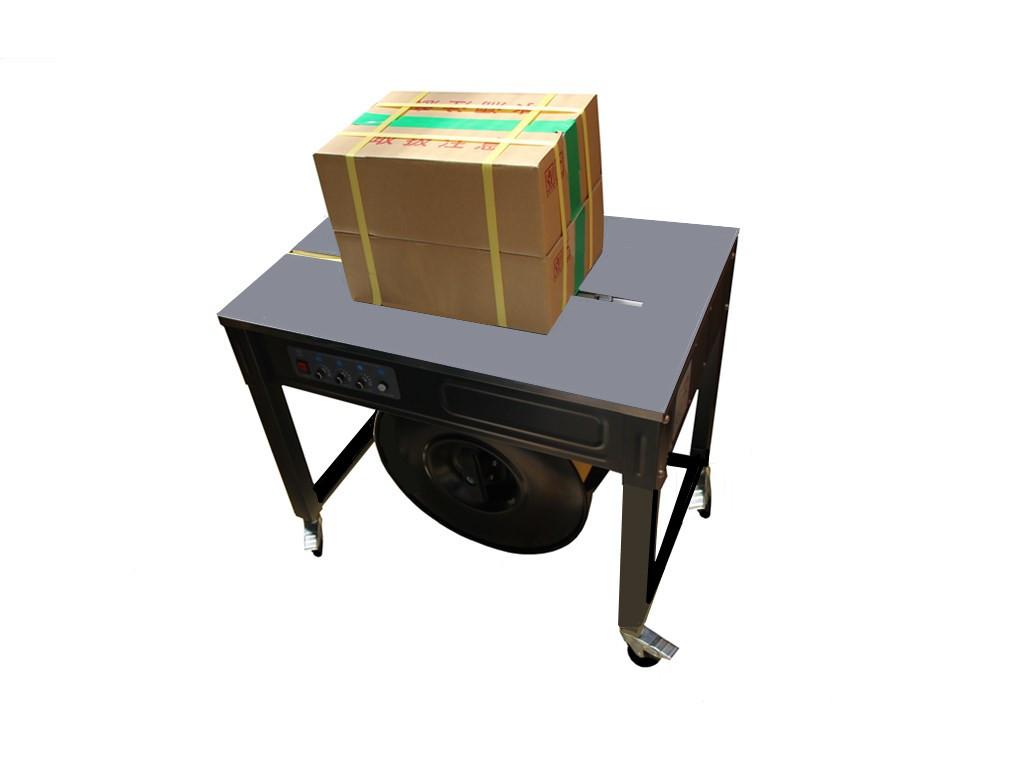 特価 半自動梱包機 PPバンド結束機 1年間国内メーカー保証付き 新品 PPバンド1巻付き 送料無料_画像3