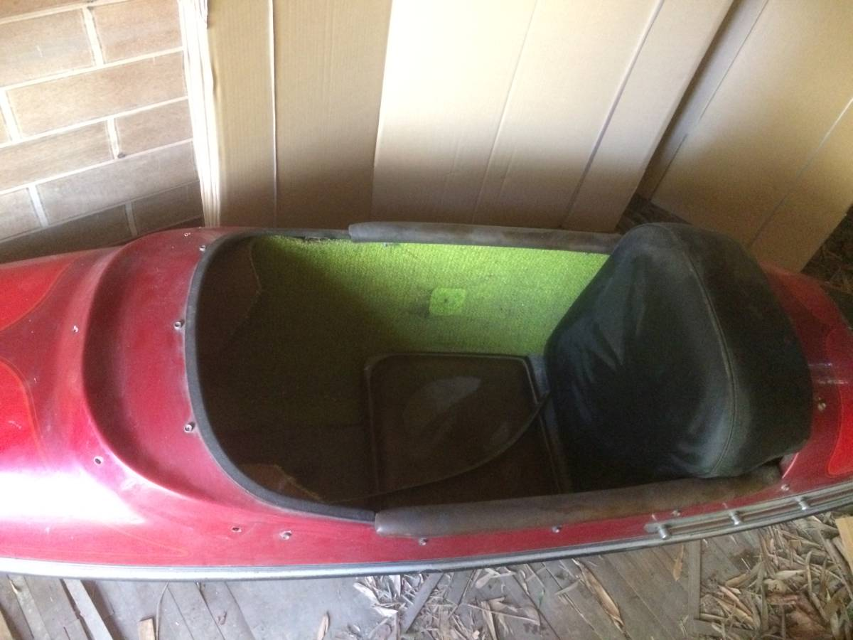 「ハーレー サイドカー AMF?(ボティーのみ) 引き取り歓迎!!」の画像3