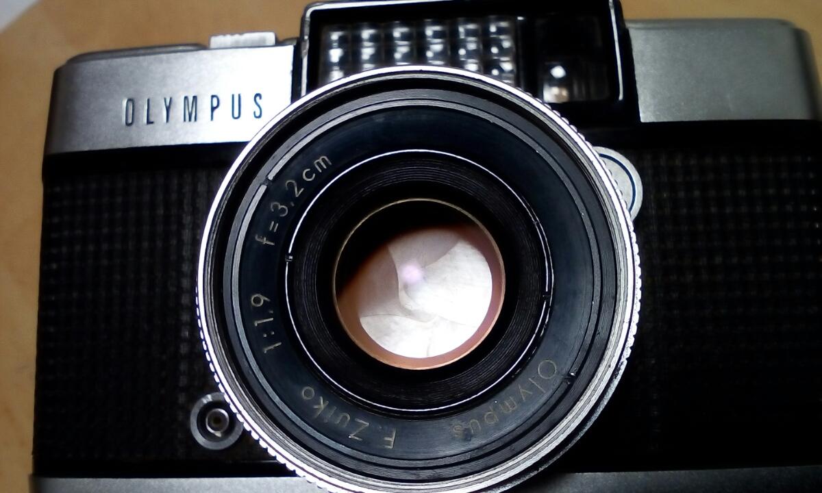 OLYMPUS PEN-D 動作品_画像4