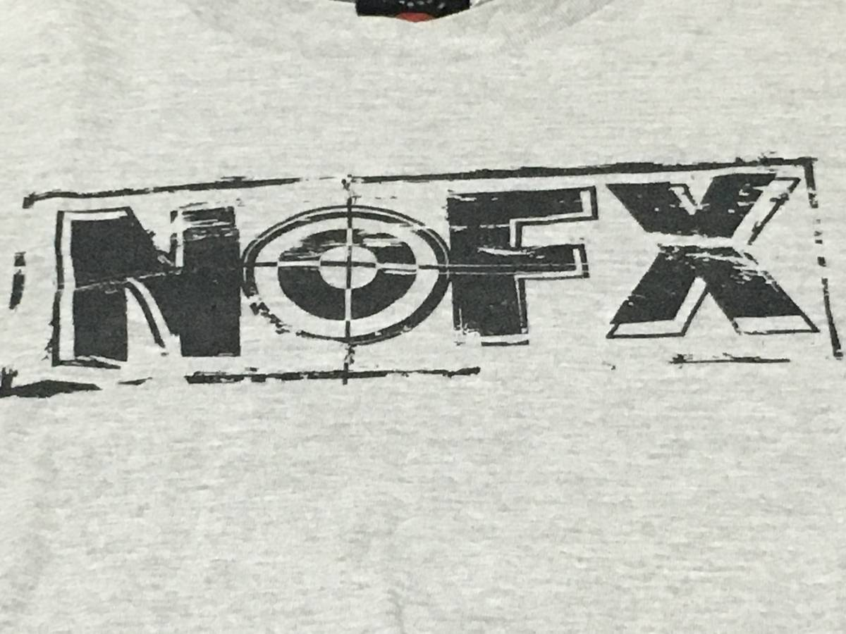 NOFX / Tシャツ tour 2005 検索 fat wreck chords pizza of death hi- standard no use for a mame rancid