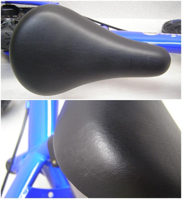 O-1【福岡県久留米】へんしんバイク 青 ペダルなし自転車 Henshin バランスバイク ランニングバイク_画像9