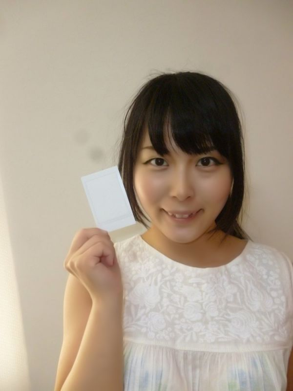 【戸田ゆりあ】紫柄水着着用チェキ1枚