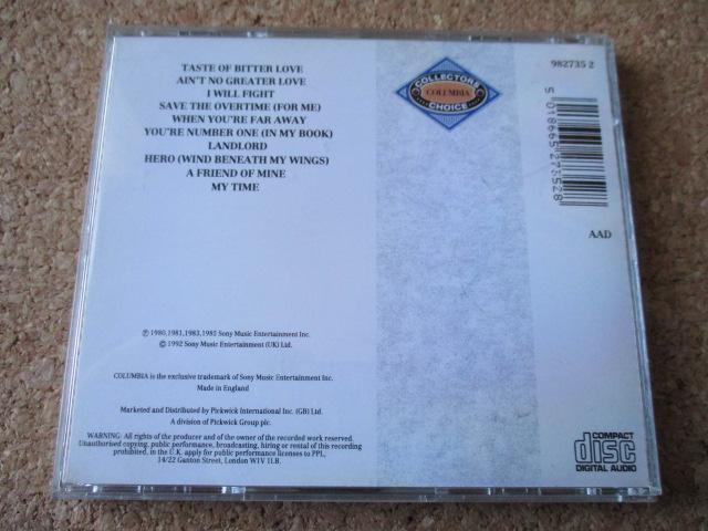 グラディス・ナイト&ザ・ピップス/The Best Of Gladys Knight & The Pips 92年 大傑作・大名盤♪! 究極濃厚ベスト♪! 廃盤♪!_画像2