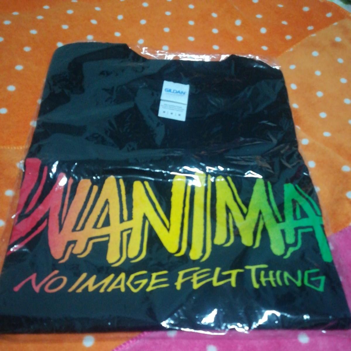 【新品】WANIMA Tシャツ ブラック Mサイズ