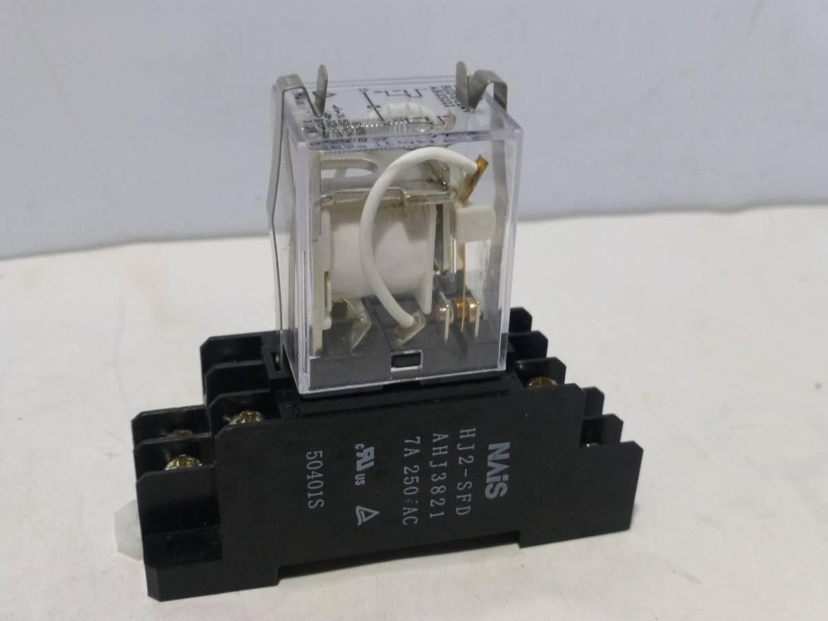 Onejp Japanese Auctions Nais Relay Hj 2 Dc 24 V Ahj 3222 12 Volt