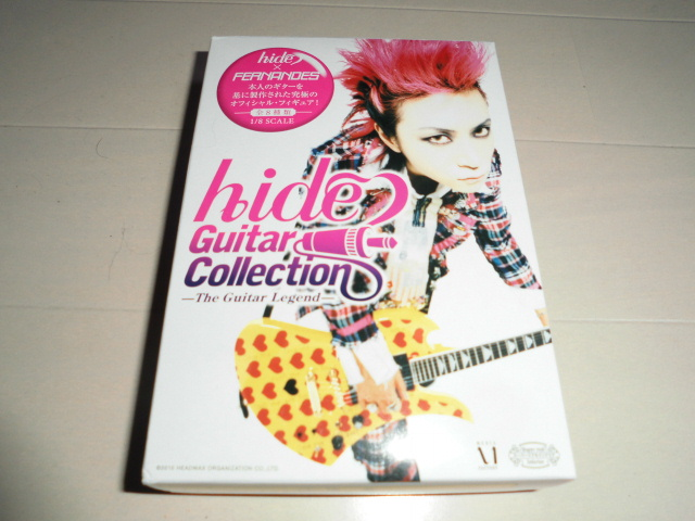 hide Guitar Collection ② Burny MG-SW スノーホワイト