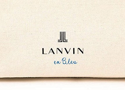 LANVIN en Bleu 2017 AUTOMNE/HIVER 【付録】 ランバン オン ブルー リボン付き ビッグトートバッグ_画像2