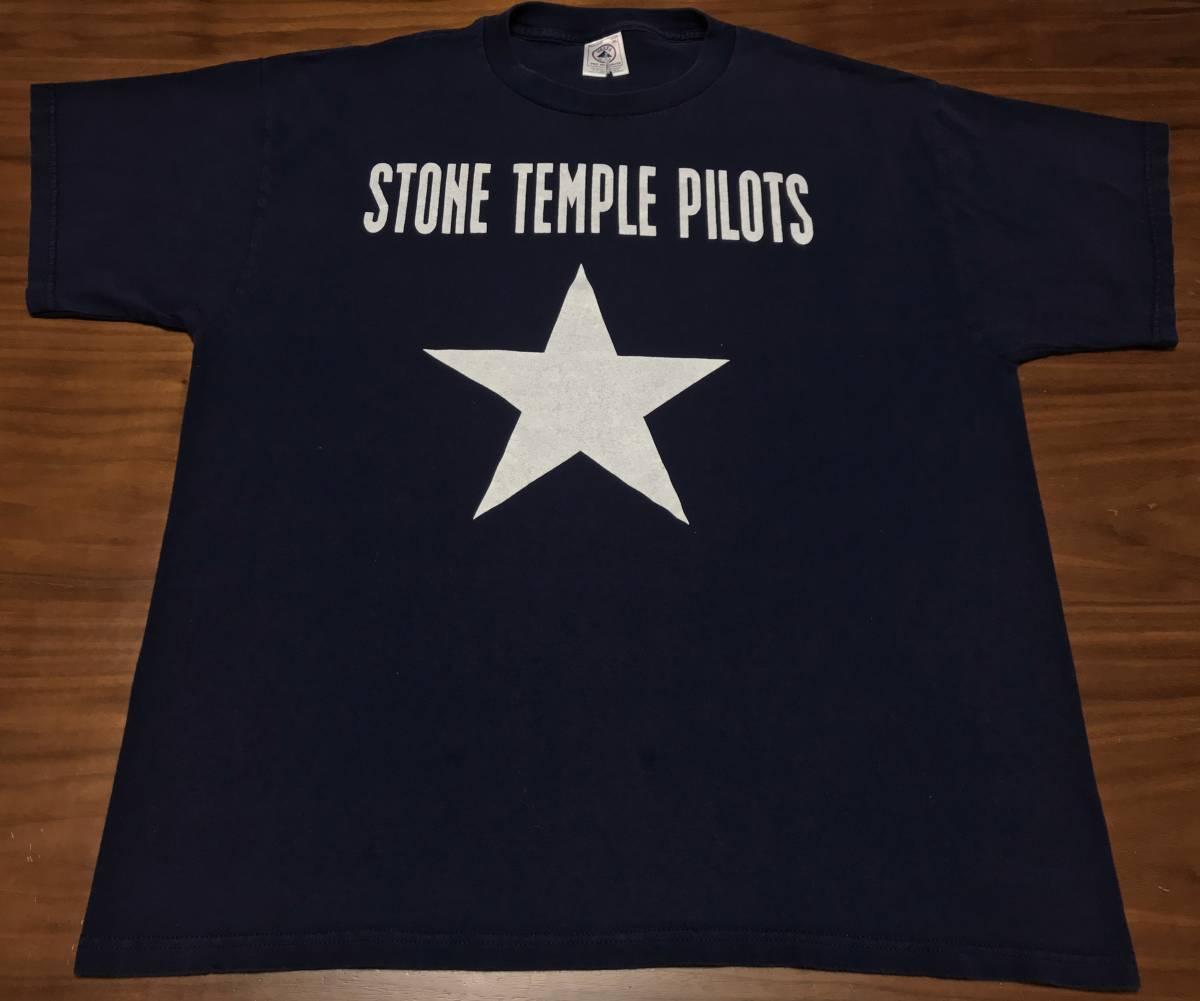 90s ビンテージ STONE TEMPLE PILOTS ツアー Tシャツ Fear of god採用 90年代 ヴィンテージ ストーンテンプルパイロッツ バンドT NIRVANA
