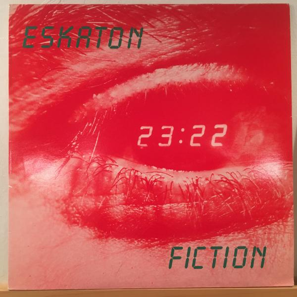 ☆Eskaton/Fiction☆FRANCE PROG ROCK傑作!