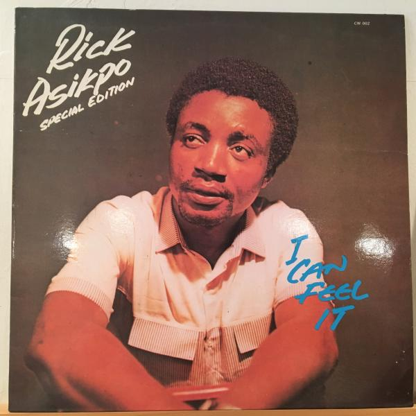 ☆Rick Asikpo/I Can Feel It Special Edition☆NIGERIAN BOOGIE!