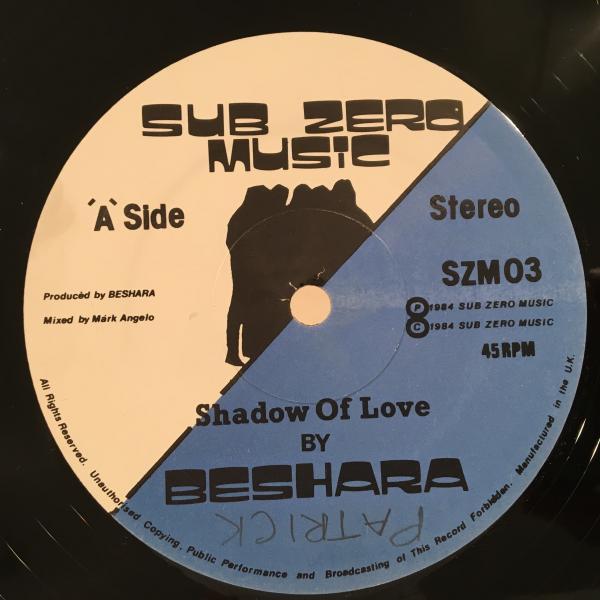 ★Beshara/Shadow Of Love★メロウLOVERS ROCK傑作!_画像2