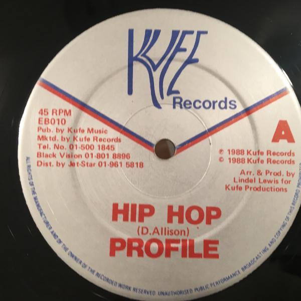★Profile/Hip Hop★メロウLOVERS名作!_画像2
