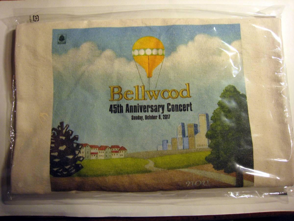 ベルウッド・レコード45周年記念コンサート あがた森魚 はちみつぱい 細野晴臣 トートバック