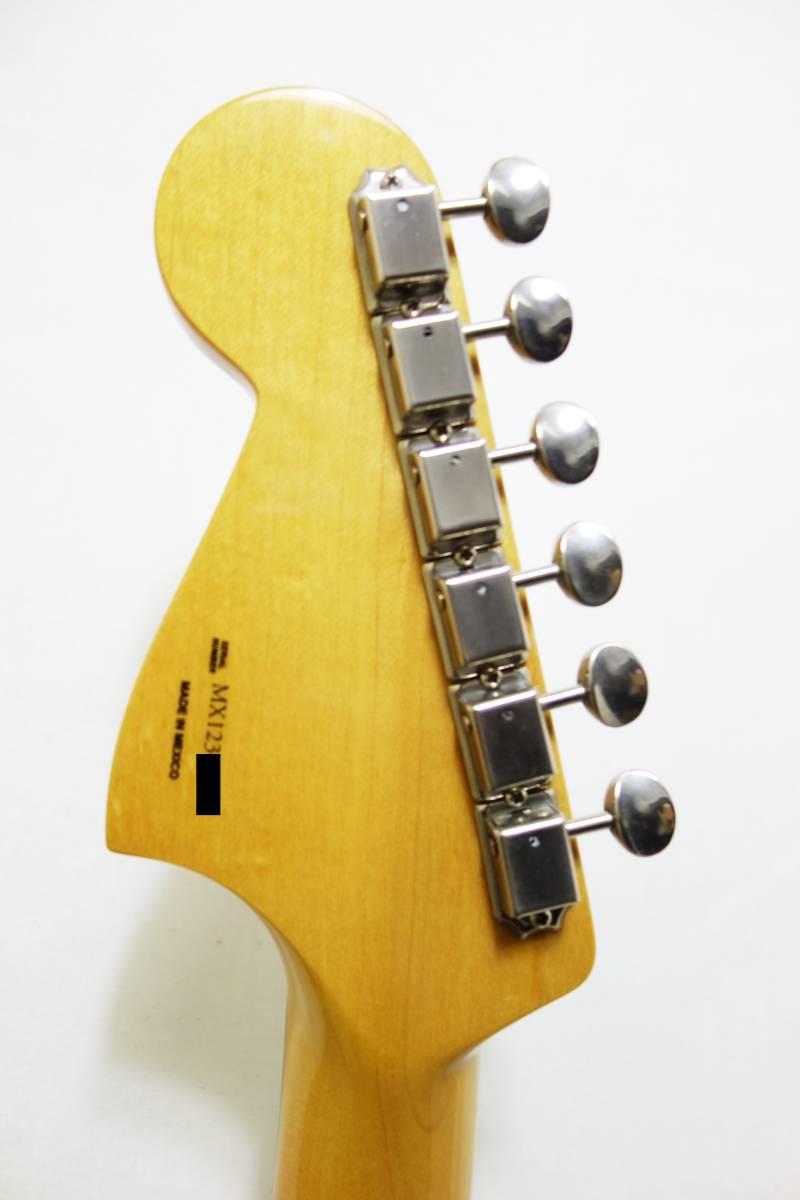 ★レア!Fender Pawn Shop Bass VI バリトン キャンディアップルレッド 生産終了品モデル 美品 H-1702_画像6