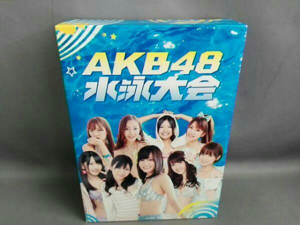 週刊AKB DVDスペシャル版 AKB48 水泳大会スペシャルBOX ライブ・総選挙グッズの画像